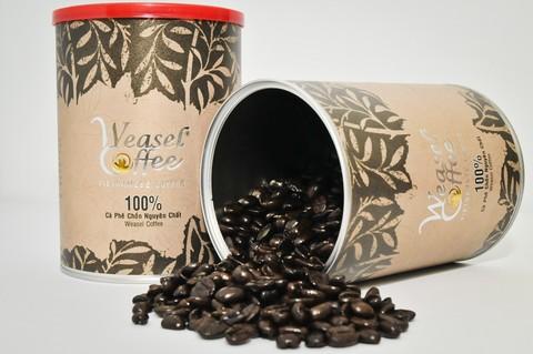 ca phe chon weasel coffee