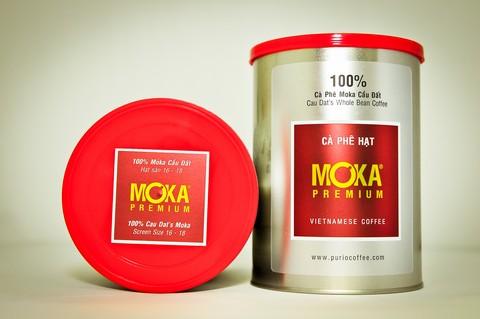 ca phe Moka Moka Premium Moka Cau Dat